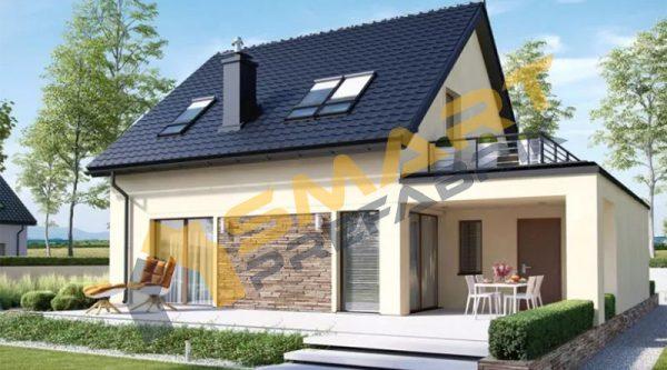 Tip 7 Modern Prefabrik Ev Fiyatları