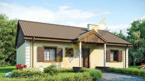 Tip 11 Prefabrik Villa