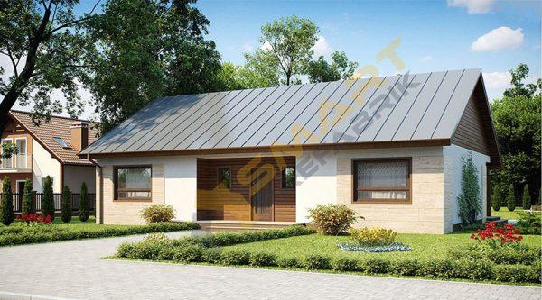 Tip 8 Modern Prefabrik Ev Fiyatları